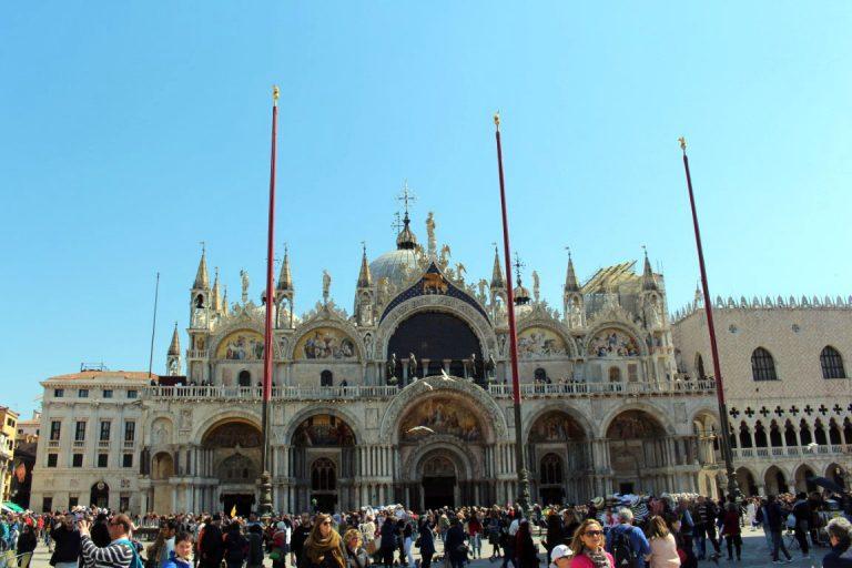1 Italija Venecija Crkva Sv.Marka Evropski Gradovi autobusom akcija povoljno