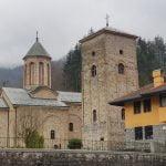Srbija – manastir Rača pored Drine