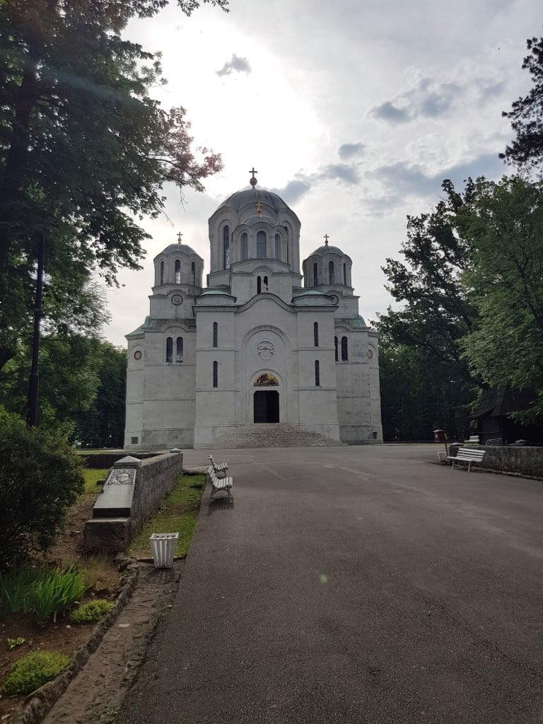 Crkva Sv. Djordja - mauzolej dinastije Karadjordjevic