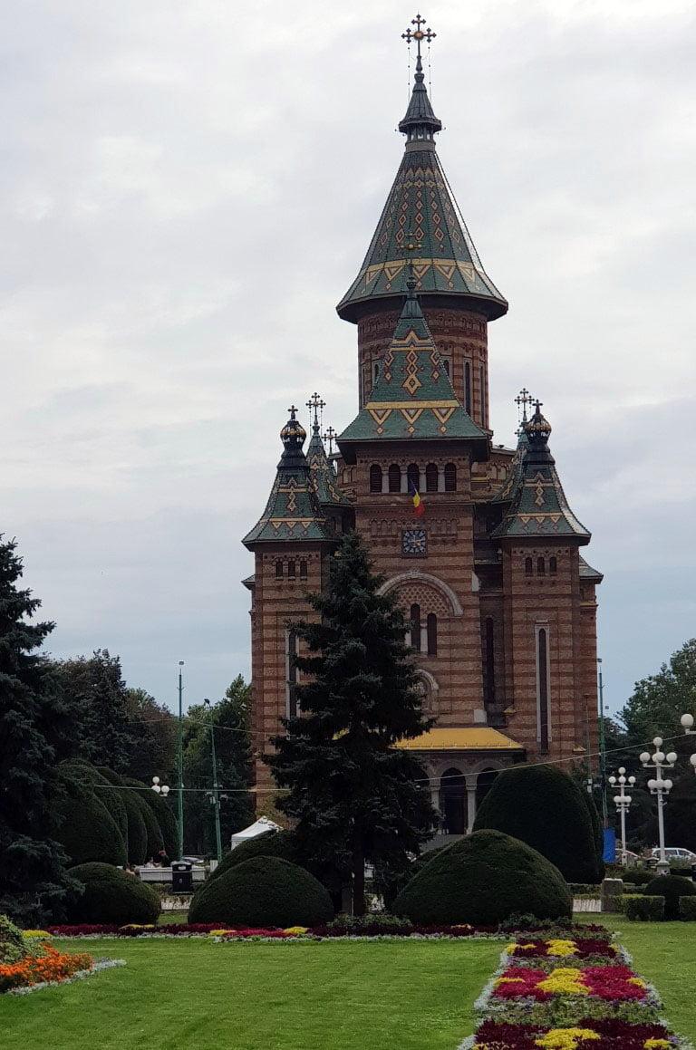 Rumunija_Rumunski_Banat_Timisvar_Katedrala_autobusom_izlet_akcija_povoljno