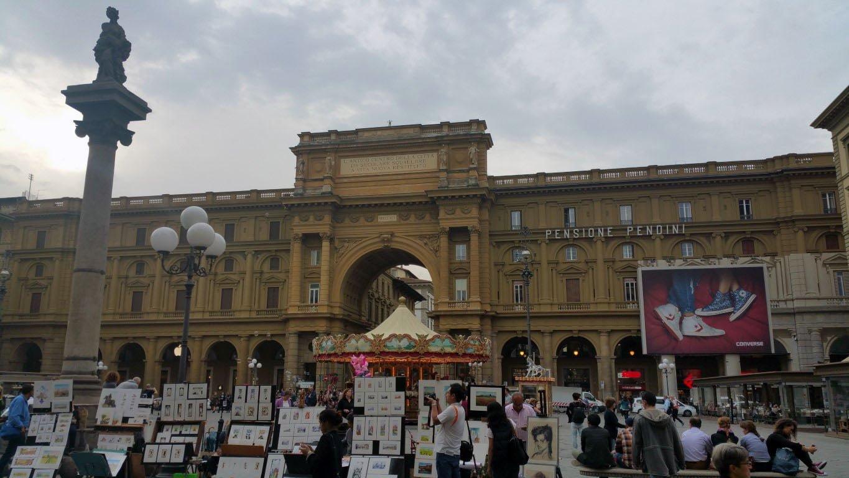 Italija_Firenca_Palazzo_Vechio_Evropski_gradovi_autobusom_akcija