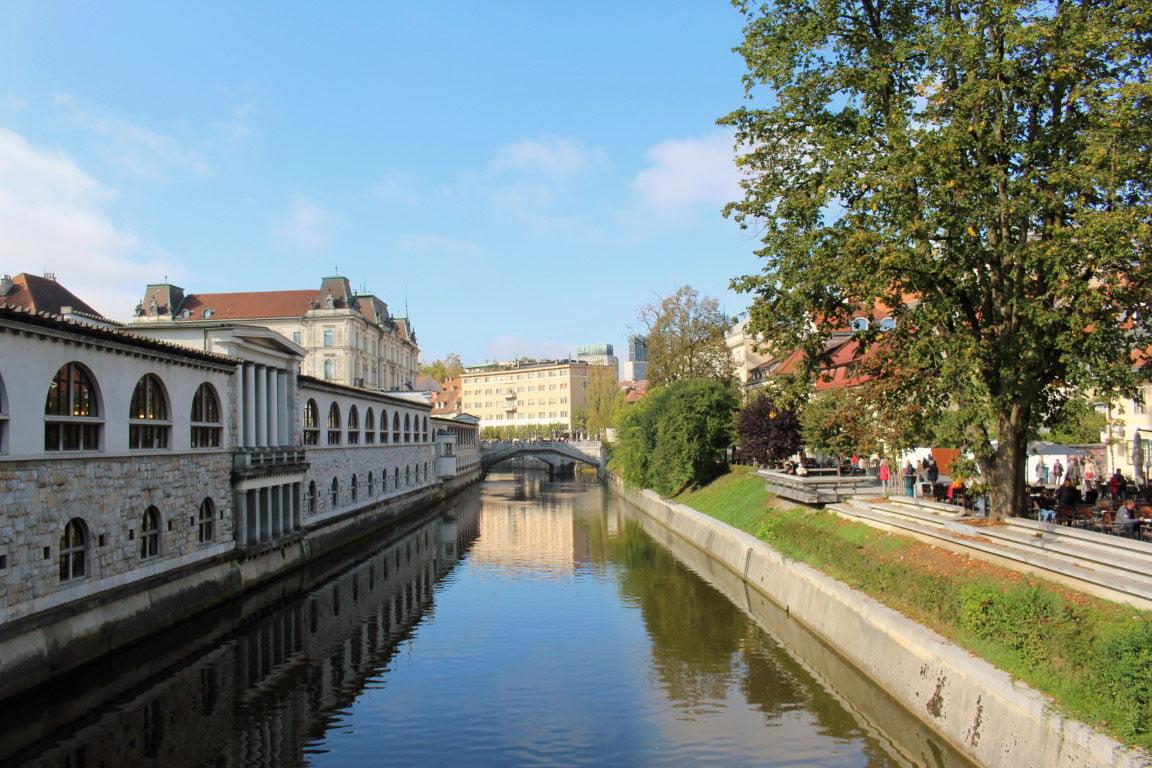 Slovenija_Ljubljana_reka_Ljubljanica_autobusom_akcija_first_minute