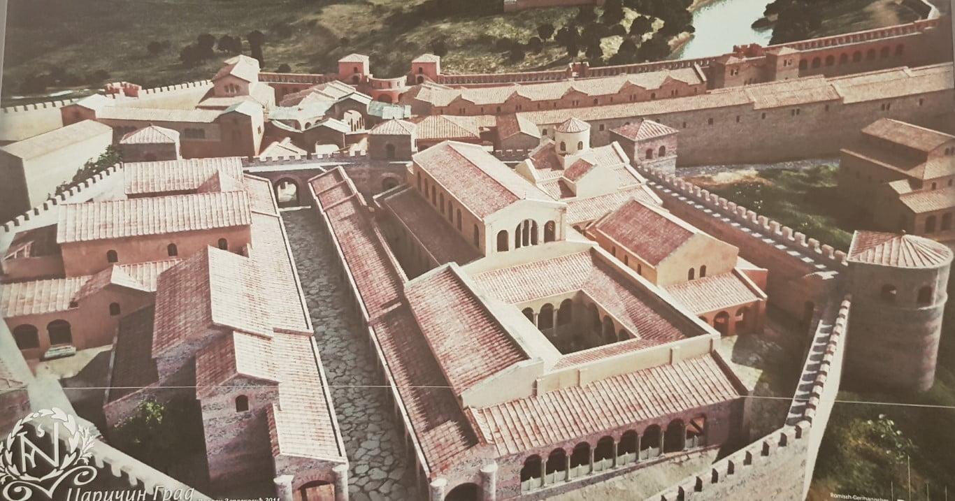 Serbia_Caricin_grad_izlet_justinijan_veliki_arheoloski_lok