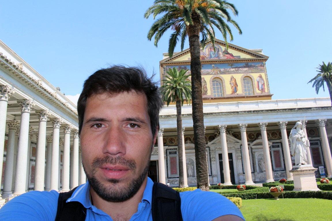 Italija_Rim_crkva_sv.Pavla_Evropske_metropole_2020_povoljno