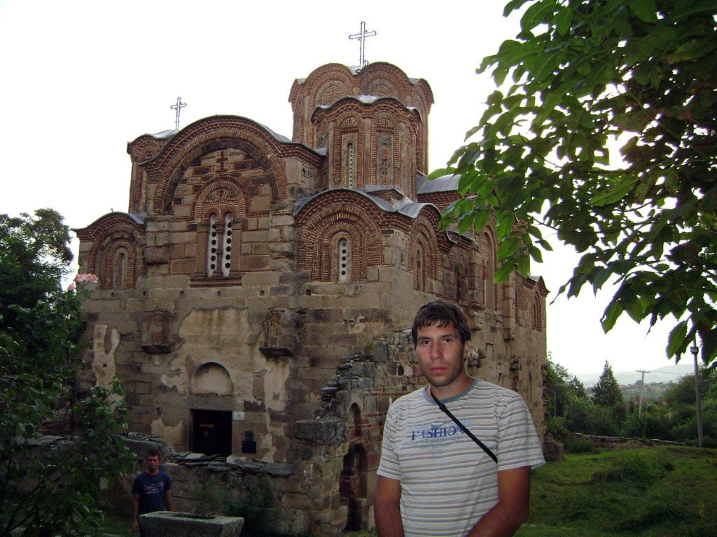 Makedonija_Manastir_Staro_Nagoricane_Kralj_Milutin_autobusom_last_minute
