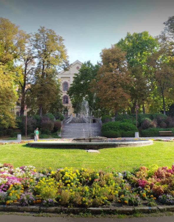 Arandjelovac park staro zdanje jednodnevni izlet