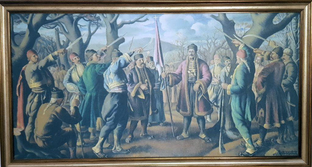Topola Orasac Arandjelovac izlet