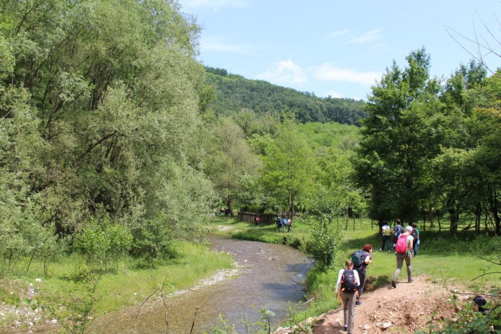 Srbija Klisura reke Gradac Valjevo manastir Lelic Celije jednodnevni izleti autobusom ok