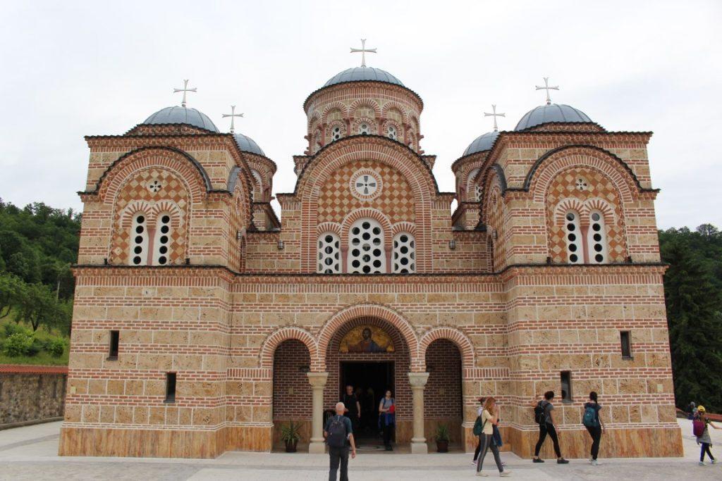Srbija Klisura reke Gradac Valjevo manastir Lelic Celije jednodnevni izleti minibus