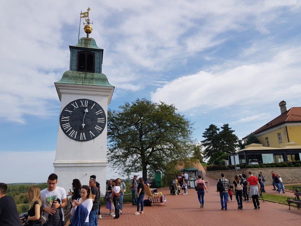 Petrovaradin Novi Sad Fruškogorski manastiri Krušedol i Novo Hopovo Sremski Karlovci izlet autobusom