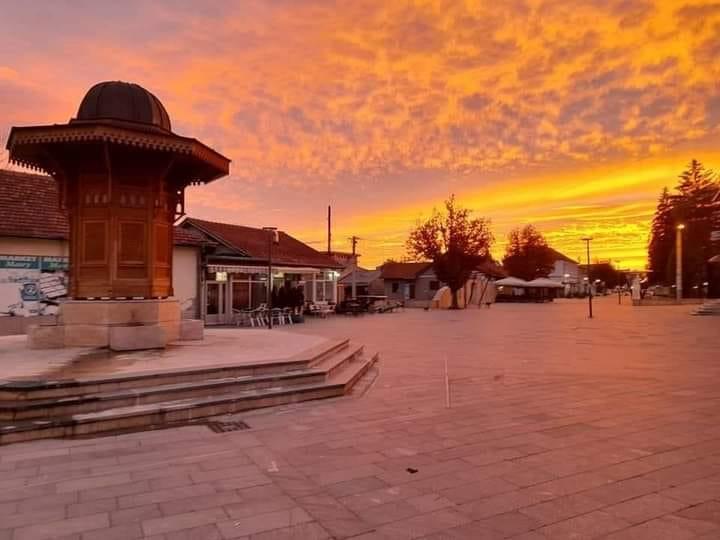 Raska oblast sandzak Sjenica hotel Borovi vikend izlet